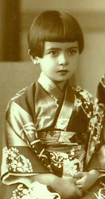 Child S Kimono